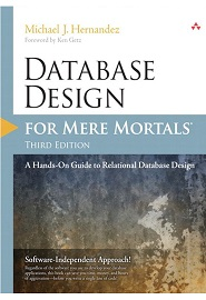 database-design-for-mere-mortals-3rd