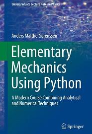 elementary-mechanics-using-python