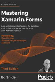 Mastering Xamarin. Forms